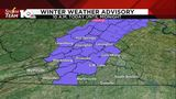 Snow, freezing rain, sleet move into southwest Virginia