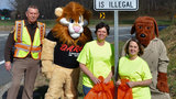 Amherst County Sheriff's Office organizing countywide cleanup day in April