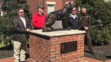 K-9 memorial dedicated in Botetourt County