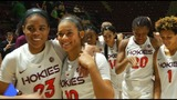 Virginia Tech advances to the WNIT third round with 78-69 win