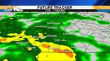 Rain moves in later today&#x3b; Snow on the first full day of spring