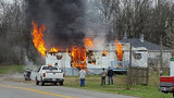 Crews extinguish Danville mobile home fire