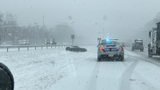 Virginia State Police respond to hundreds of crashes since snow