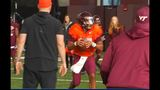 Hokies have head start with QB Jackson in place