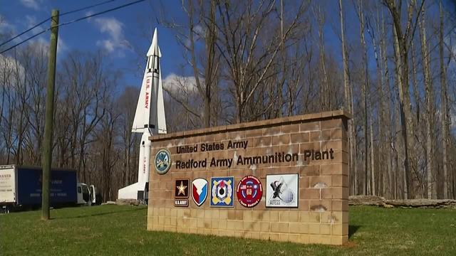 Radford Army Ammunition Plant fined more than $83,000 in wake of 2018 fatal fire