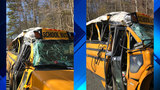 Students help evacuate bus after crash