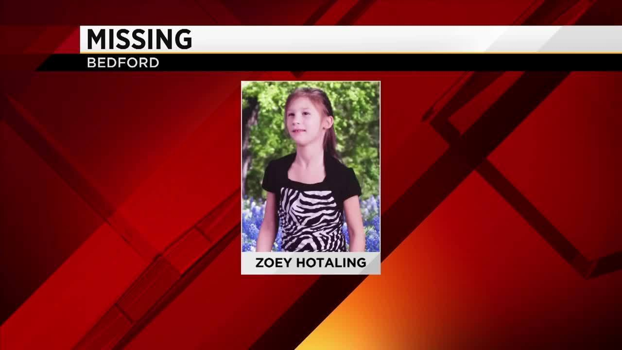 9-year-old Bedford County girl missing