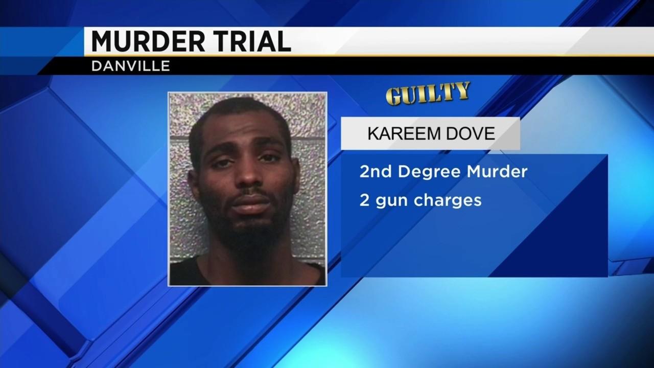 Man pleads guilty to 2016 Danville murder