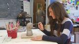 Botetourt County student wins prestigious art award