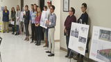 Virginia Tech students present improvement plans for Roanoke neighborhood