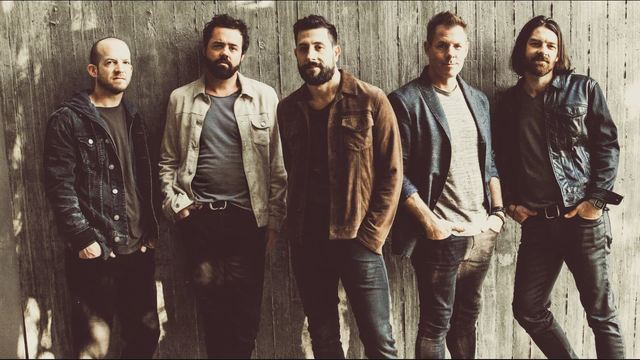 Award-winning country band Old Dominion will perform at Colonial Downs