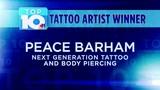 10 News Top 10: Tattoo Artist