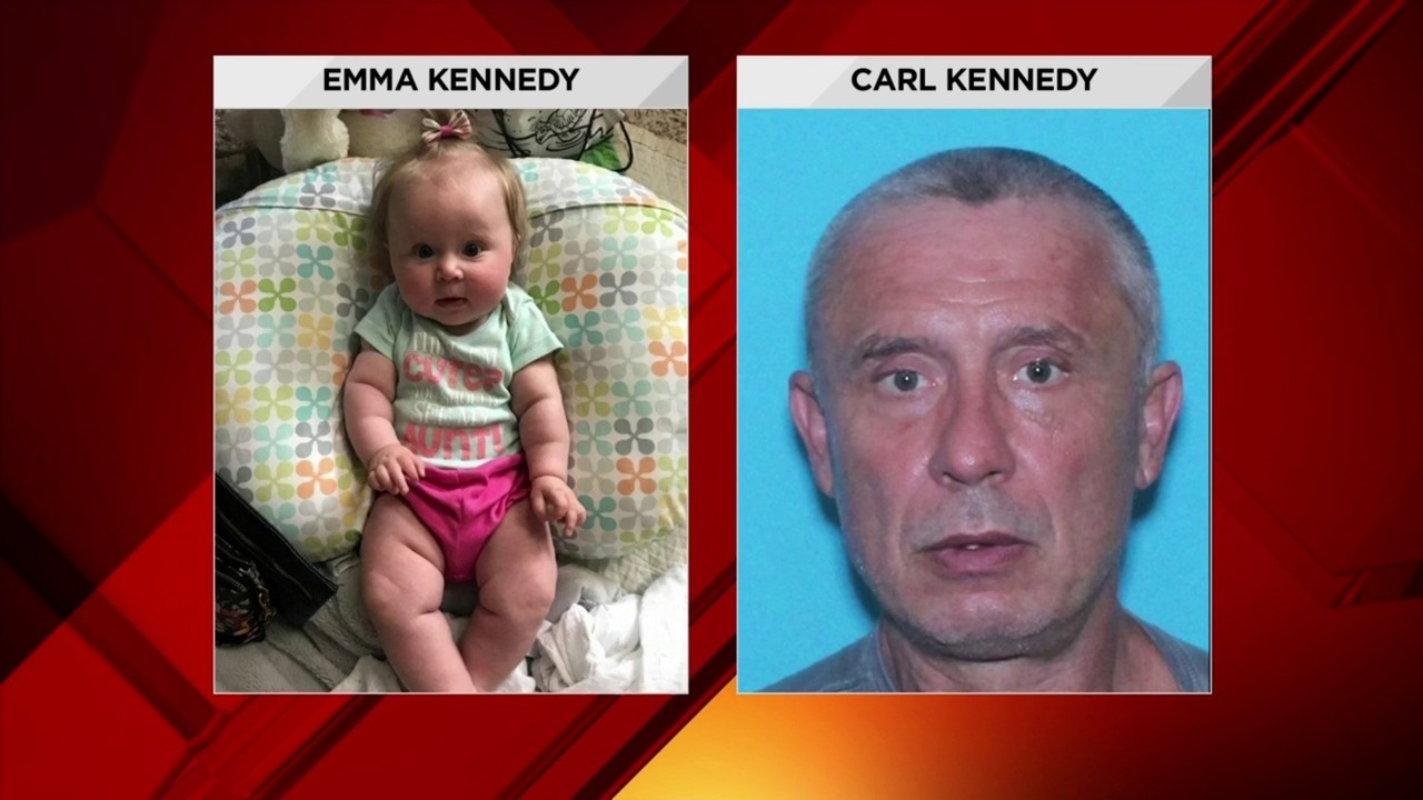 4d8d78b01f7d Video thumbnail for AMBER Alert issued for missing 7-month-old Danville girl