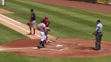 Red Sox vs Hillcats First-Half finale