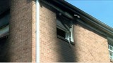 Lynchburg apartment fire started by kids playing with lighter