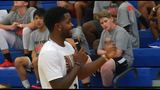 "Troy Daniels hosts second annual ""Dream Big"" basketball camp"