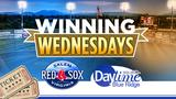 Enter Winning Wednesdays: Salem Red Sox Giveaway