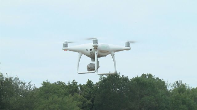 Drone company set to start delivering packages in Blacksburg