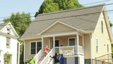 Volunteers help keep 'Home for Good' project on schedule