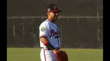 D-Braves' Baerga Jr. following in dad's footsteps