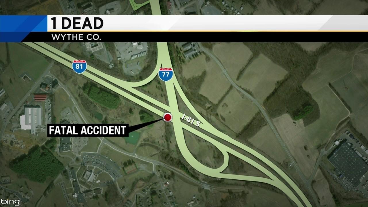 25-year-old Wytheville woman dies in Interstate 81 crash