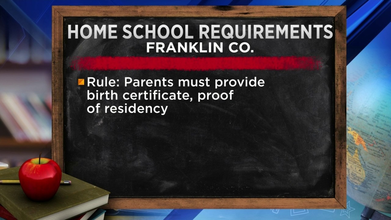 Franklin County Parents Upset About Home School Policy