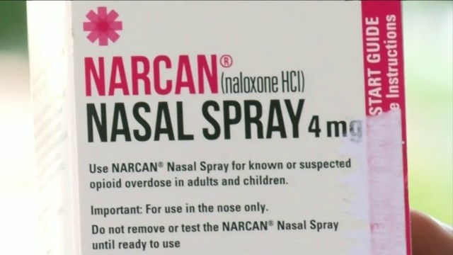 Lynchburg police use Narcan for the first time to reverse overdose effects