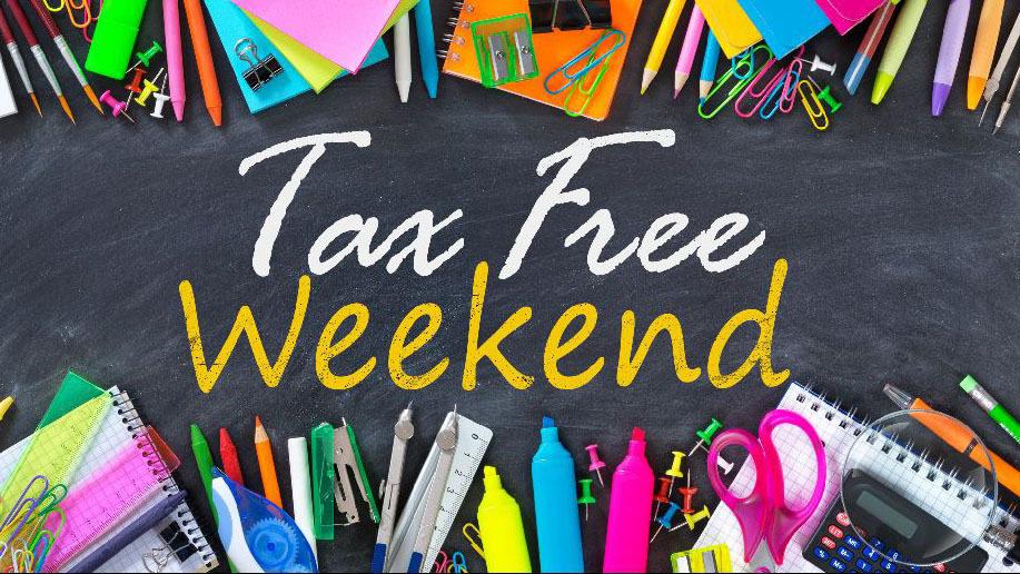 tax free weekend - photo #13