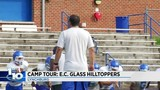 1st and 10 Camp Tour: E.C. Glass Hilltoppers