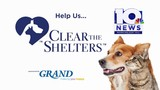 Clear the Shelters across Southwest VA 8.18.18