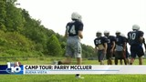 1st and 10 Camp Tour: Parry McCluer
