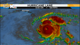 Another powerful hurricane threatens Hawaiian islands