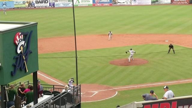 Pulaski Yankees ballpark wins best rookie-level ballpark in America