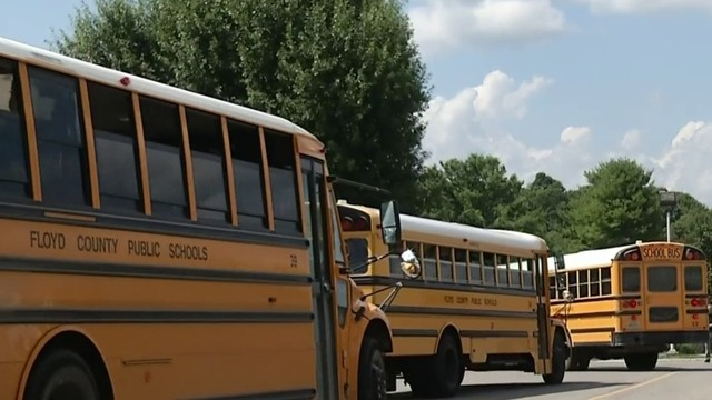 Floyd County schools to close early Wednesday, August 21