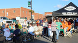 Food Truck Fest kicks off at Vinton Farmers Market