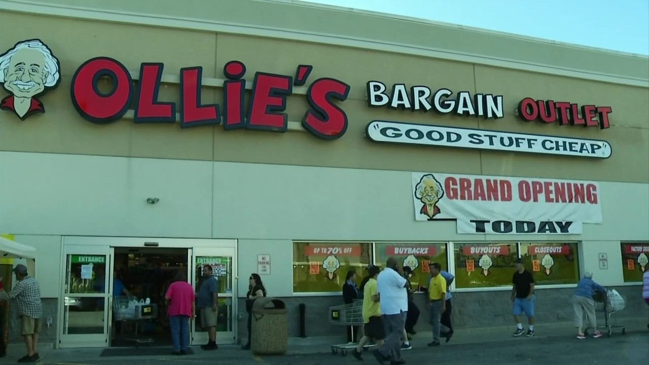 Ollie S Bargain Outlet Opens At Old Toys R Us In Roanoke