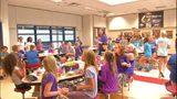 Belle Heth elementary is bringing Harry Potter's Hogwarts to life&hellip&#x3b;