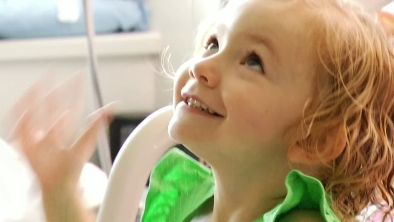 3-year-old Salem girl battling rare, aggressive form of leukemia