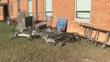 Danville schools closed from storm damage could reopen next week