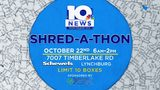 Shred-A-Thon set to return to Lynchburg Monday