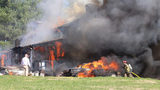 Two people killed in Pittsylvania County house fire
