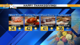 Depending on where you live, that Thanksgiving turkey may need to cook longer