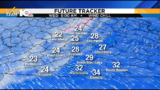 Much colder start Wednesday, colder for Thanksgiving