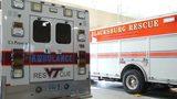 Blacksburg, VT rescue squads team up after water damage