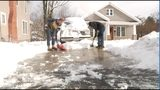 Lynchburg communities clean up after snowstorm, police advise safety