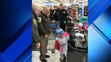 Officers make Christmas a little brighter for New River Valley kids