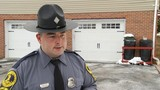 Local Virginia State Trooper shares his story of survival