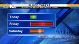 Heavy rain develops Friday, flooding possible through start of the weekend
