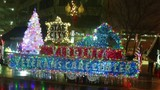 Roanoke Christmas parade takes attendance hit due to rainy weather