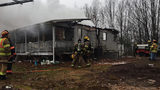 Dog dies in fire that destroyed Roanoke County home